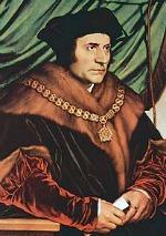Thomas Moore par Holbein