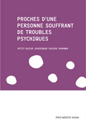 Proches Troubles psychiques Guide 2020