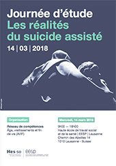 Suicide assiste colloque