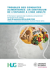 Symposium Troubles alimentaires 2019