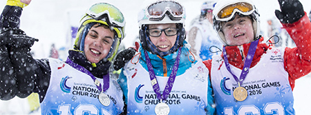 c Special Olympics National Winter Games
